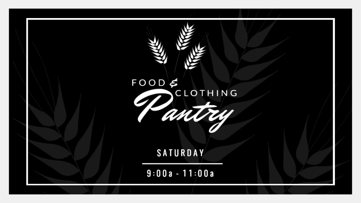 Food + Clothing Pantry